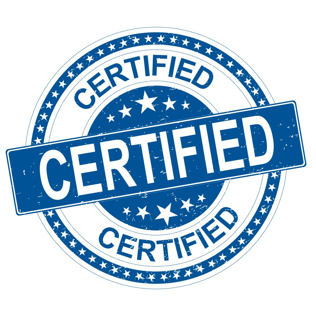Certifications, Policies & Reports